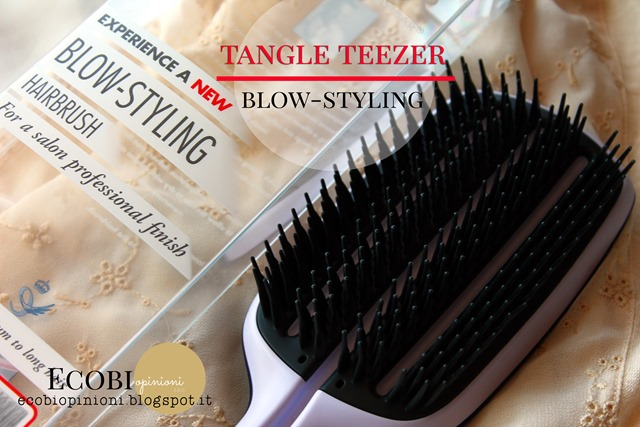 tangle teezer blow-styling