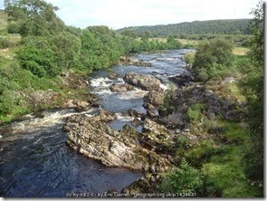 Helmsdale River near Kildonan