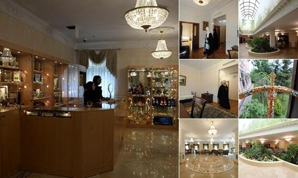 """Просмотр альбома """"Новая гостиница РПЦ"""""""