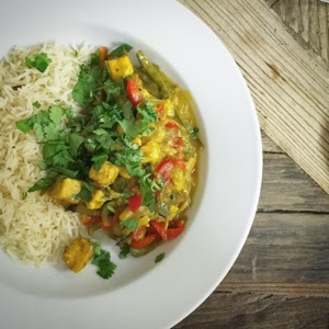 Quorn Thai Curry