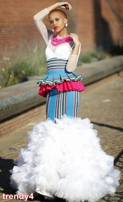 Thread traditional venda clothing for 2015