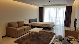 fully furnished studio 47sqm. unit for sale and rent     to rent in Pratumnak Pattaya