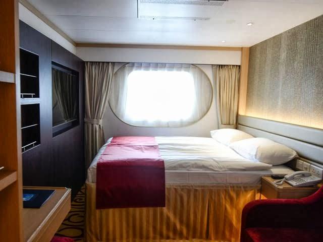 Super Star Libra - Deluxe Ocean View Stateroom( Cabin )