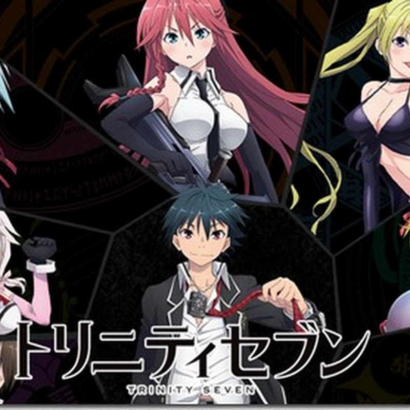 [Review] Trinity Seven