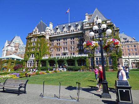 Victoria The Empress Hotel