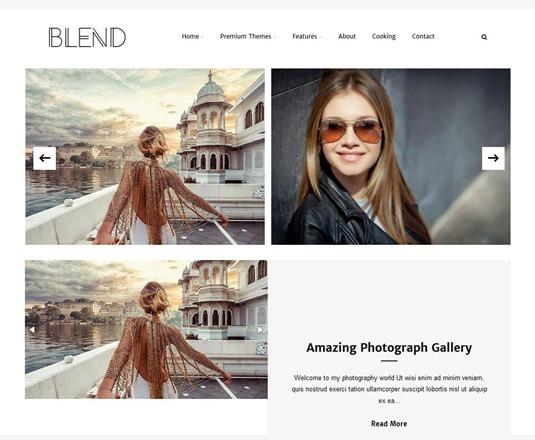 blend-template