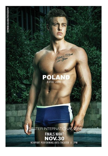 Poland Swimwear