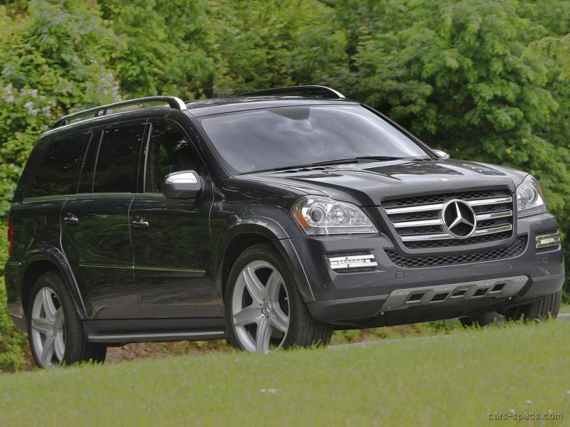 2010 mercedes benz gl class suv specifications pictures for Mercedes benz gl class suv price