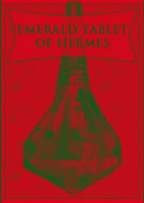 Cover of Solomonic Grimoires's Book The Emerald Tablets Of Hermes