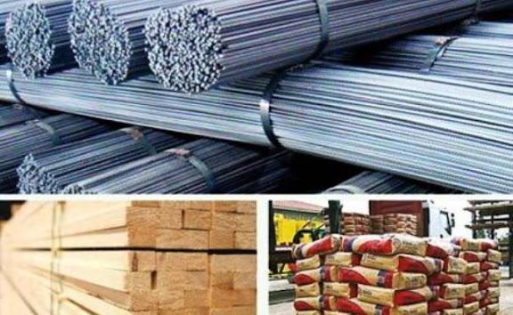 Oran flamb e des prix des mat riaux de construction alg rie360 - Materiaux de construction innovants ...