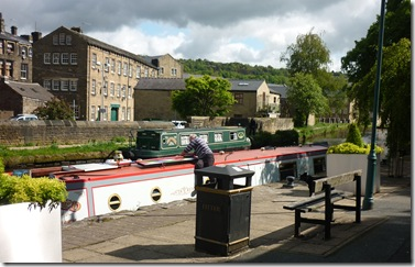 1 mooring at todmorden