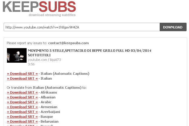 KeepSubs