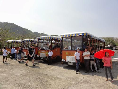 Bilde av noen busser
