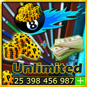 App Coins and Cash for 8 ball Pool Prank : unlimited apk for kindle fire