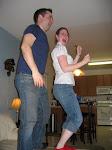 Tabletop dancing ensued