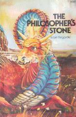 Cover of Israel Regardie's Book The Philosophers Stone