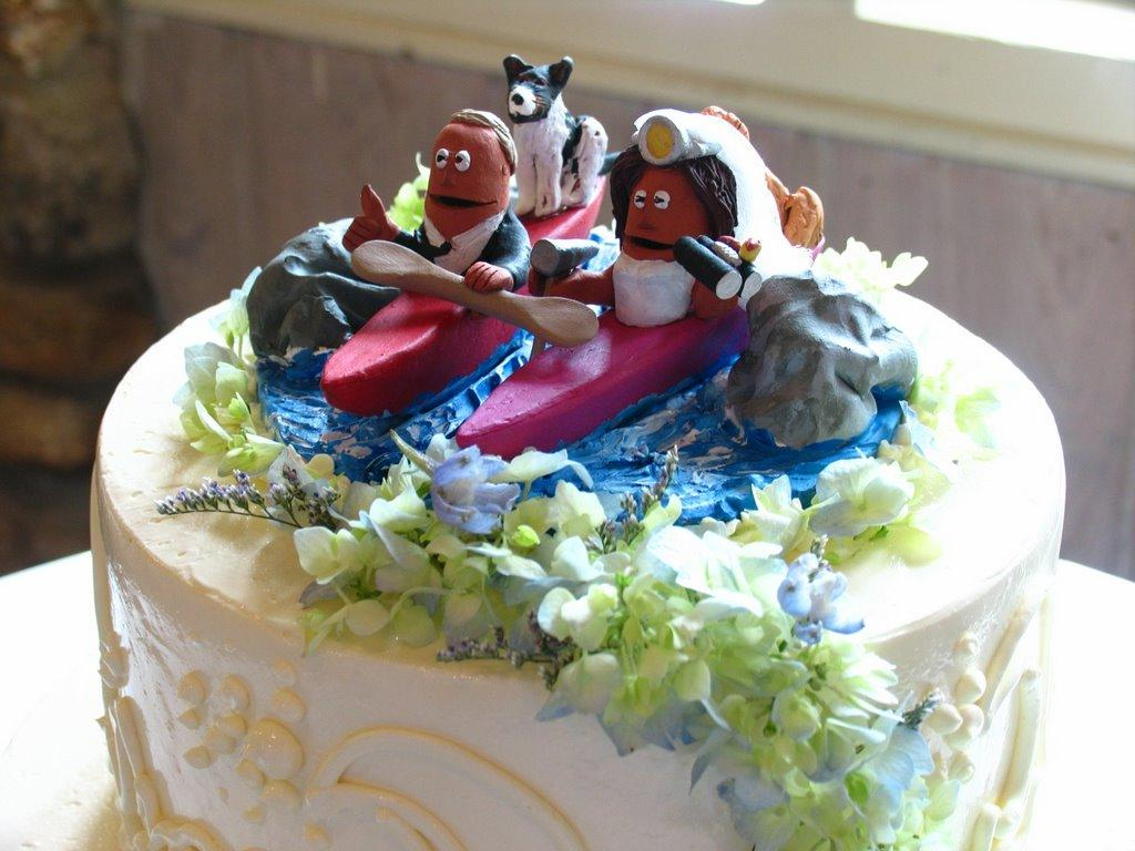 of wedding cake from them!