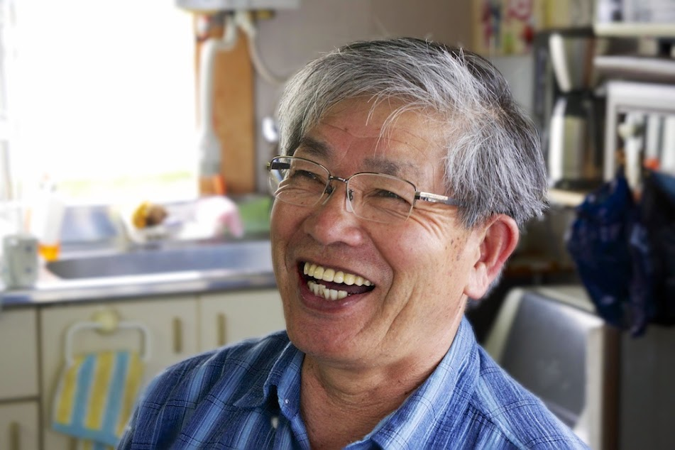 高田幸男さん 黒千石大豆・黒千石事業協同組合(北海道 北竜町)