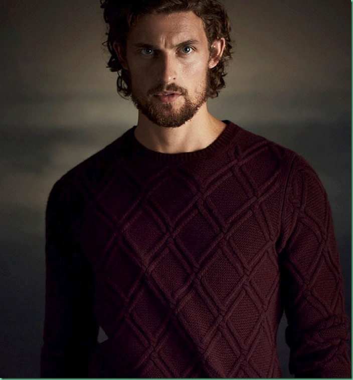 wouter-Wouter Peelen for Massimo Dutti LookBook FW 2015