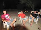 Three bums: Karl, Tom, Steve 7/24