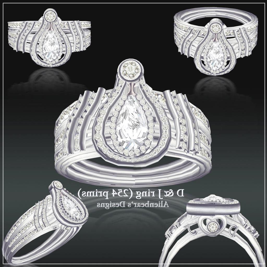Custom Engagement Ring For