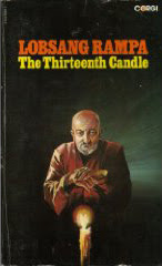 Cover of Tuesday Lobsang Rampa's Book The Thirteenth Candle