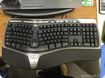 New ergo keyboard 07272015