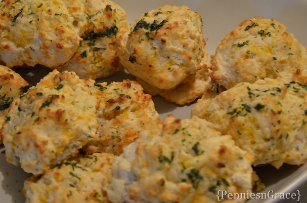 Garlic Cheese Biscuits (2)