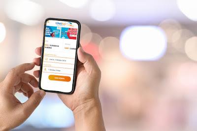 TiketKai Aplikasi Pemesanan Tiket Kereta Api Secara Online