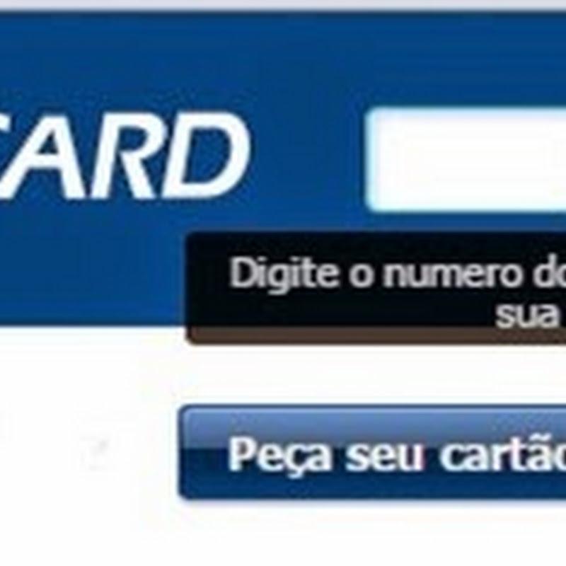Credicard Cartões Mastercard e Visa - 2 Via