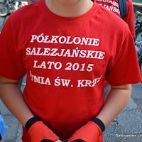2015 07 13 Półkolonie ,,Salezjańskie Lato 2015 - Turnus III