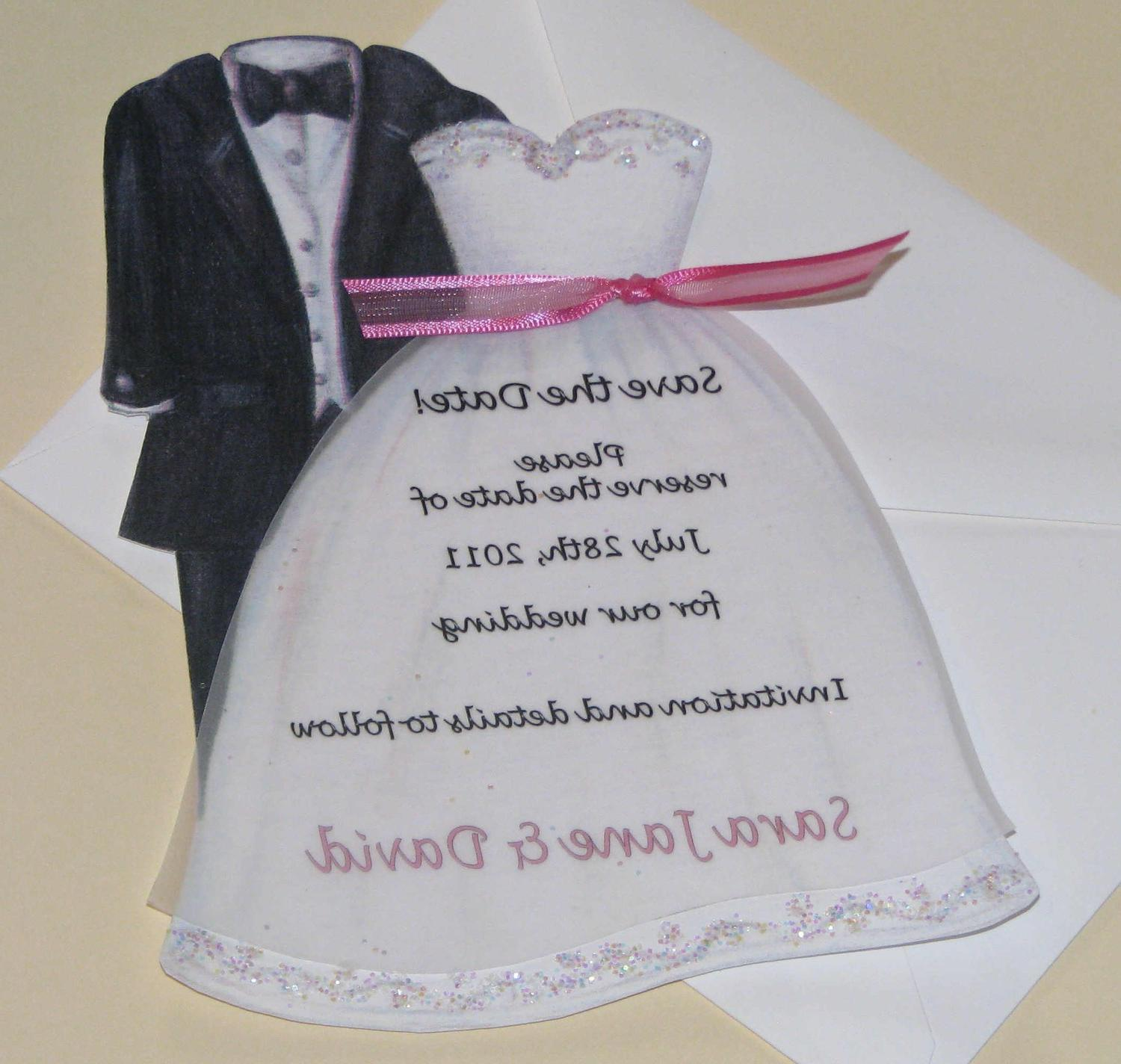 Bridal Dress and Tux