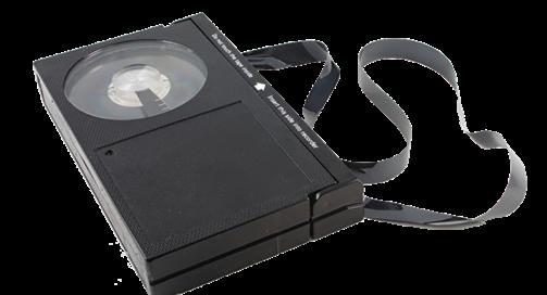 Kuka muistaa Betamaxin?