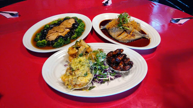 Dynazty kitchen penang chinese muslim cuisine our for 8 types of chinese cuisine