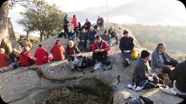 2015-02-12- Tavérnoles - Jacint Neolitic de Savassona 052