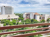 nice 2 bedroom apartment on pratamnak hill for rent  Condominiums to rent in Pratumnak Pattaya