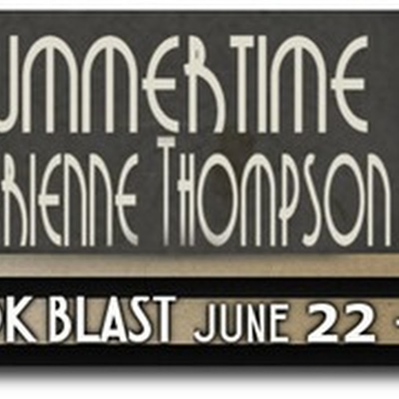Book Blast - Summertime (A Novella) by Adrienne Thompson @A_H_Thompson @sparklebooktour