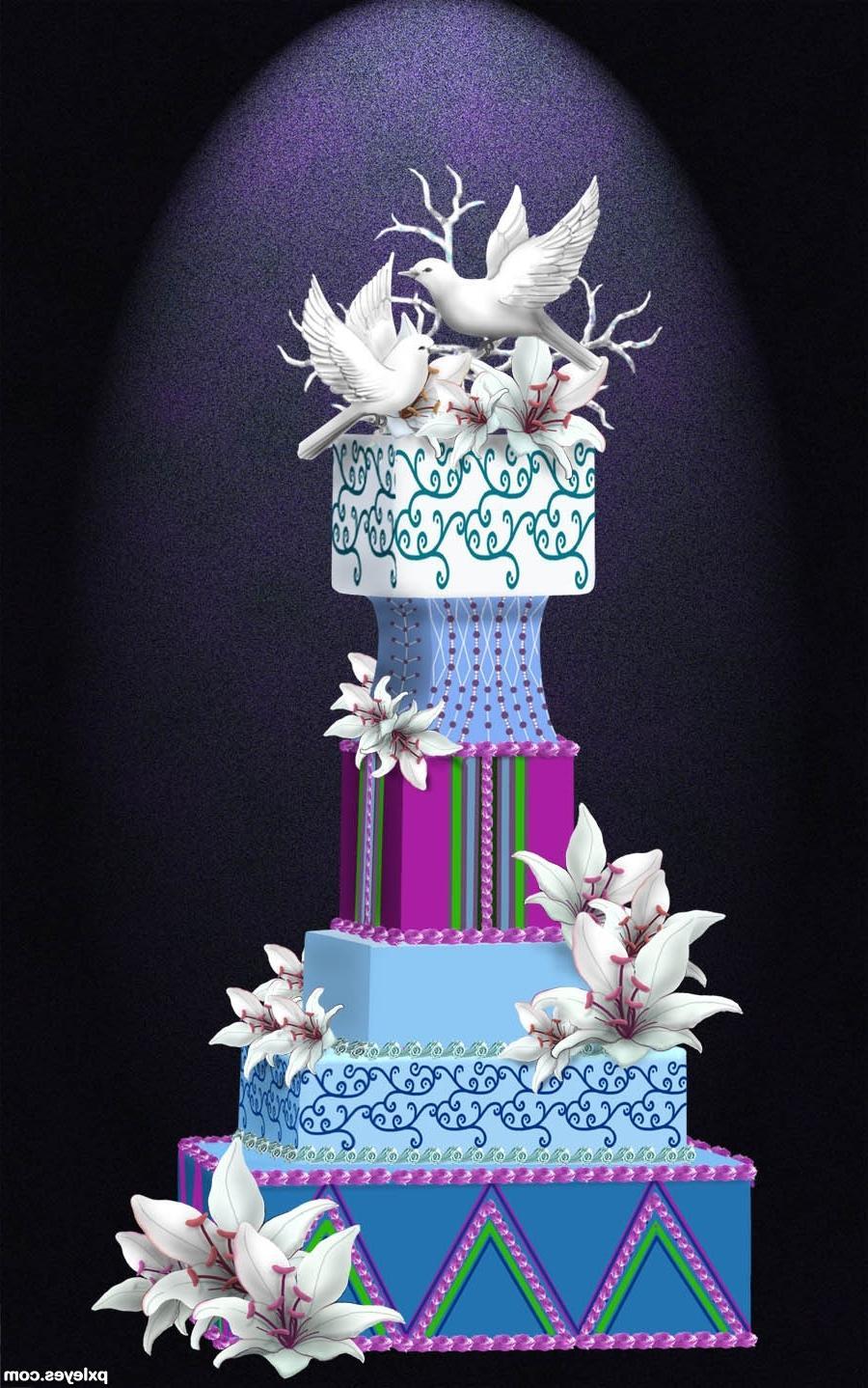 cake boss 10 year wedding