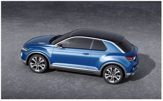 2 Newest Tiny Crossovers Soon Come, T-ROC & T-Cross, Volkswagen Says
