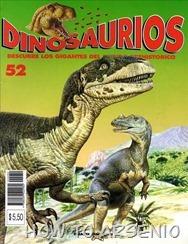 P00052 - Dinosaurios #52