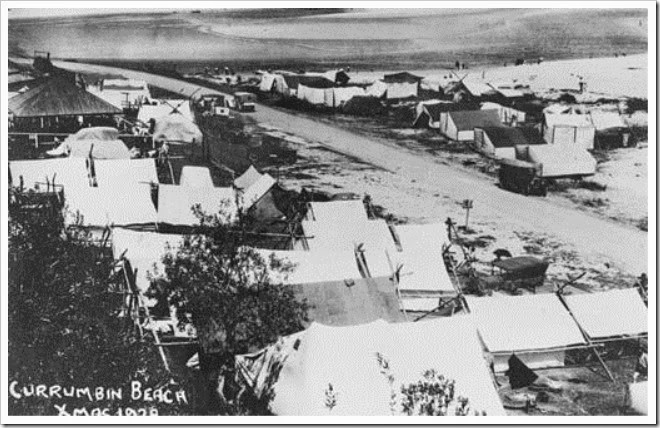 Camping_at_Currumbin_during_Christmas,1928