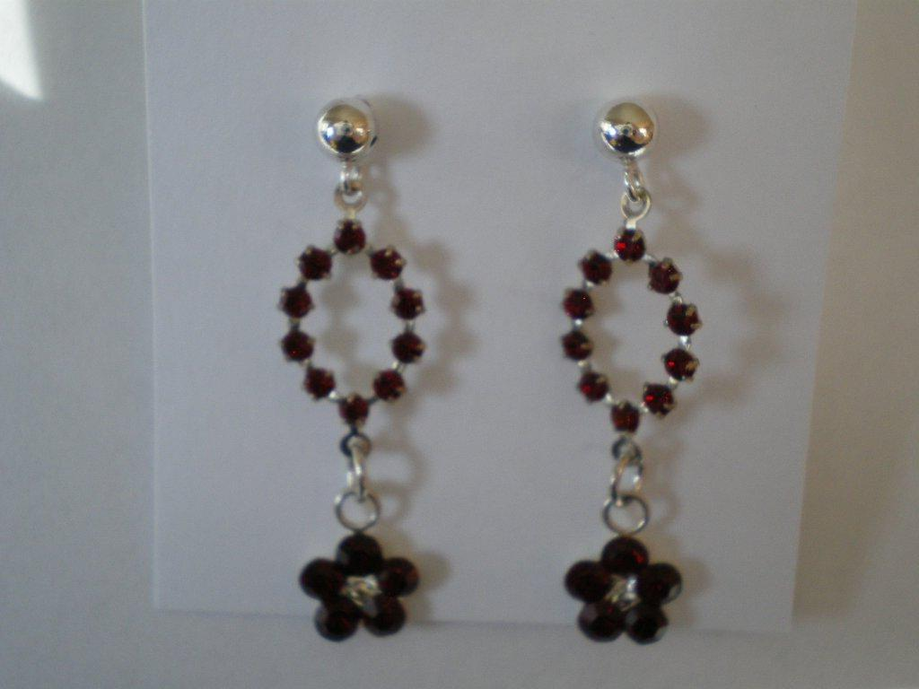 Swarovski Crystal Ear-rings