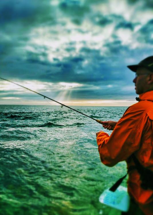 Bassfishing Wexford