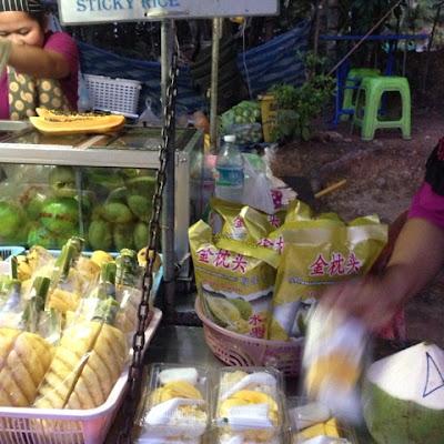 Halal Food Street Krabi
