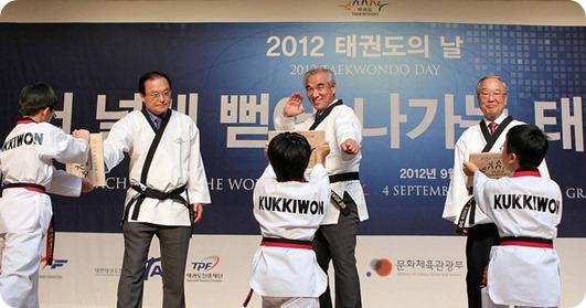 taekwondo day
