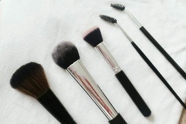 favourite face brushes, face brushes, drugstore face brushes
