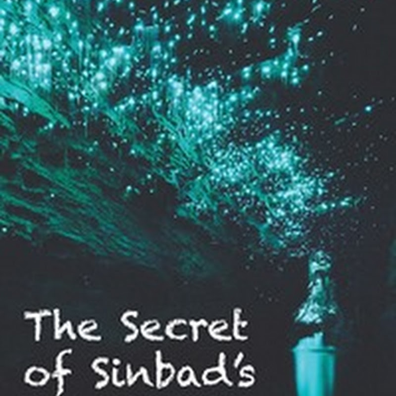The Secret Of Sinbad's Cave by Brydie Walker Bain
