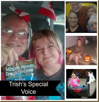 Trish's Special Voice