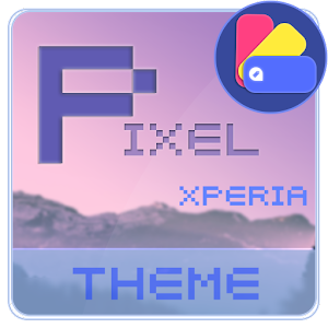 Download Pixel OS.P Theme For PC Windows and Mac