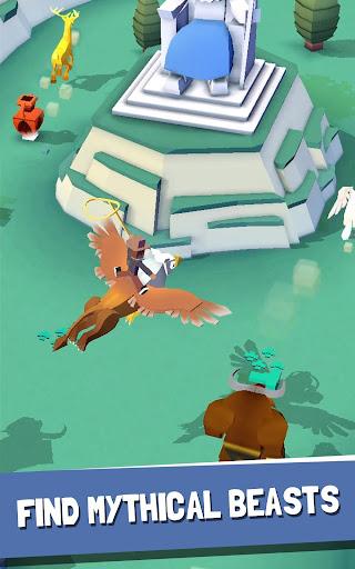 Rodeo Stampede:Sky Zoo Safari screenshot 13